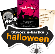 Ekartki Halloween