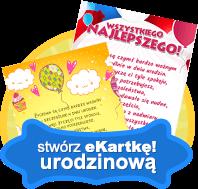 E-kartki na urodzinowe - tja.pl